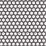 Bienenwabenmuster Lizenzfreies Stockfoto