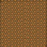 Bienenwabenmuster Lizenzfreie Abbildung