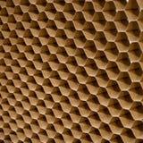 Bienenwabepapier Lizenzfreie Stockfotografie