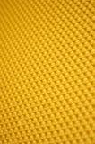 Bienenwachsbienenwabe Stockfotos