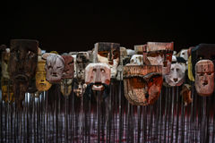 Biennale 2017, Bernardo Oyarzun di Venezia Immagini Stock Libere da Diritti
