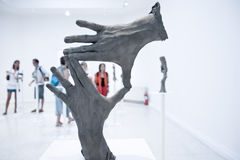 Free Biennale Di Venezia, Art Exibithion Venice 2009 Stock Photography - 10454002