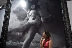 Biennale di Venezia, Kunst Exibithion Venedig lizenzfreies stockfoto