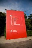 Biennale van Venetië Royalty-vrije Stock Afbeeldingen