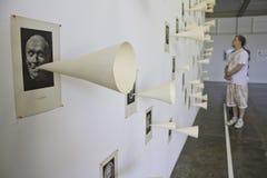 Biennial da arte de 30 Sao Paulo Fotos de Stock Royalty Free