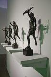 Biennial di arte di 30 Sao Paulo - Ian Hamilton Finlay Fotografie Stock