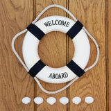 Bienvenue à bord Image stock