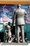 Bienvenue à Disneyland Images libres de droits
