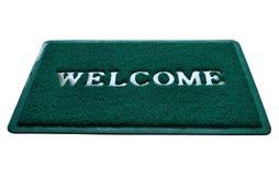 Bienvenue Photos stock