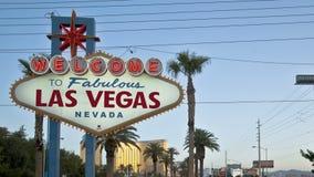 Bienvenue vers Las Vegas clips vidéos