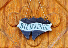 BIenvenue Royalty Free Stock Images