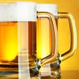 Bier Lizenzfreie Stockbilder