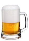 Bier-Becher Stockfoto