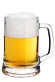 Bier-Becher Lizenzfreies Stockbild