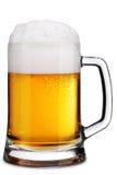 Bier-Becher Lizenzfreies Stockfoto