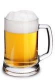Bier-Becher Lizenzfreie Stockfotos