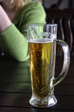 Bier Cup Royalty Free Stock Photography