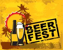 Bier fest Lizenzfreies Stockbild