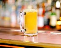 Bier-halbes Liter Lizenzfreies Stockbild