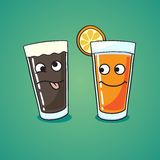 Bier of sap Stock Illustratie