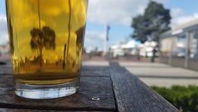 Bier u. x28; fokussiert Stockfoto