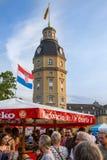Bierbörse 26 8 Karlsruhe festival 2017 Royaltyfria Foton