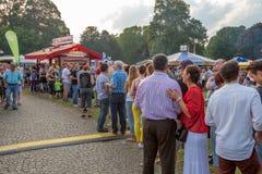 Bierbörse 26 8 Karlsruhe festival 2017 Arkivfoto