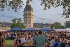 Bierboerse 26.8.2017 Karlsruhe Festival Royalty Free Stock Images