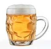 Bierbecher Stockbild