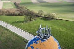 Bierbeek Watertower Fotografia Royalty Free