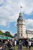 Bierborse à Karlsruhe 2012, Allemagne Photo libre de droits