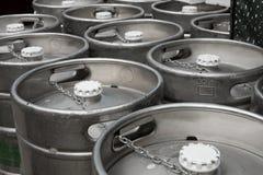 Bierfässer Lizenzfreie Stockbilder