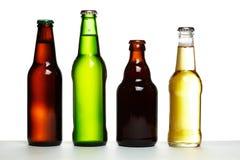Bierflaschen Stockfotos