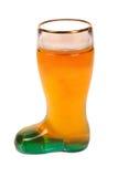 Bierglas Stockfoto