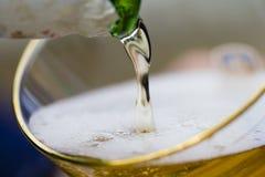 Bierglas Lizenzfreie Stockbilder