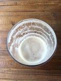 Bierglasschnüren Lizenzfreies Stockbild
