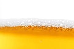 Bierhintergrund Stockfoto