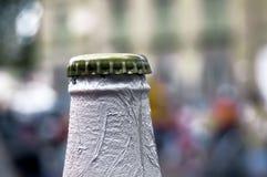 Bierkappe Lizenzfreie Stockfotos