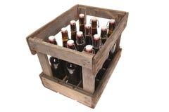 Bierkiste Lizenzfreie Stockbilder