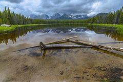 Bierstadt Lake Royalty Free Stock Photos