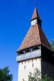 Biertan Church. Detail of the Biertan Church, Romania Royalty Free Stock Photos