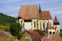 Biertan church, Romania Stock Photo