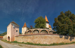 Biertan Fortified Church Stock Photos