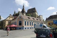Biertan fortified church Stock Images