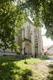 Biertan fortified church Royalty Free Stock Photos