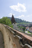 Biertan fortified church Stock Photo