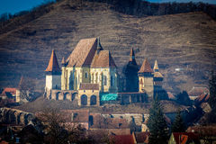 Biertan fortified church 2 Royalty Free Stock Photography