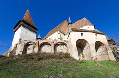 Biertan fortified church, Transylvania Stock Images