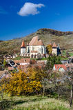 Biertan fortified church, Transylvania Stock Photos