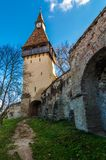Biertan fortified church, Transylvania Stock Image